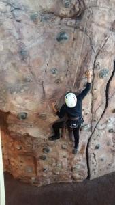 rock climb 1